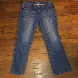 Maurice's Size 14 Short Women's Jeans
